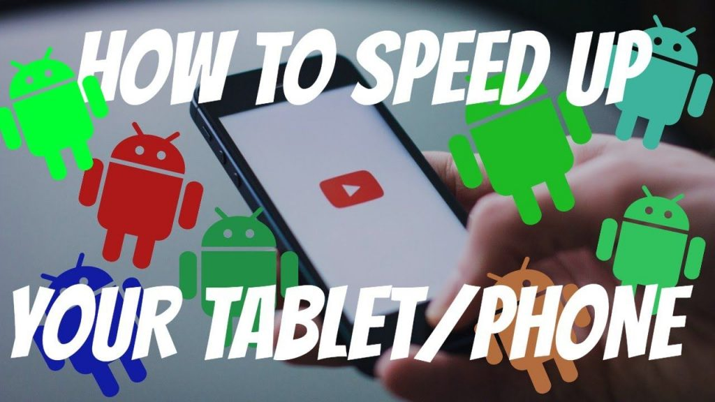 how to speed up & make your tablet perform faster