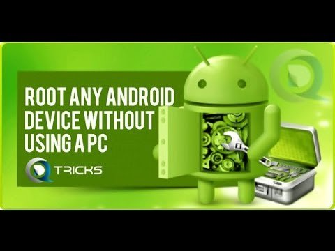 How To Root Android Tablet Without Computer